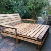 Lounge bank extra groot 4 persoons! 2.05 x 2.30 1250 euro