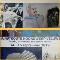 Kunstroute Ermelo 14 en 15 september